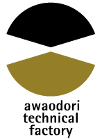 awaodori technical factory │ シンボルマーク